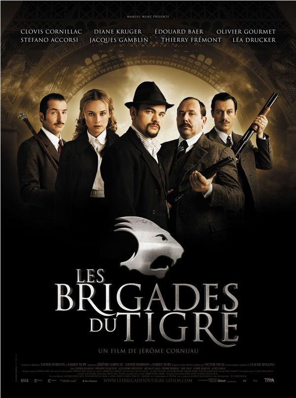 Les brigades du Tigre movie