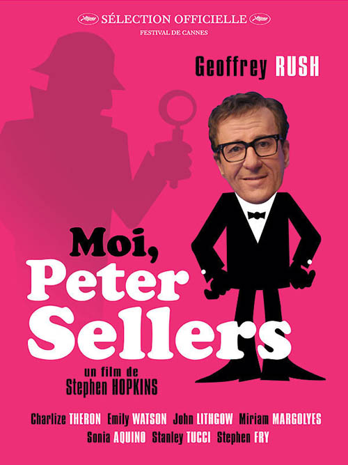The Life & Death of Peter Sellers - Film Review Trailer Streams