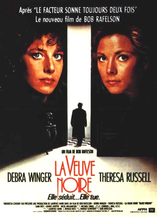 La Veuve noire (1987) affiche