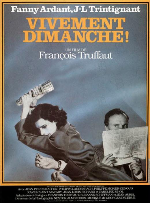 Georges Delerue La Peau Douce