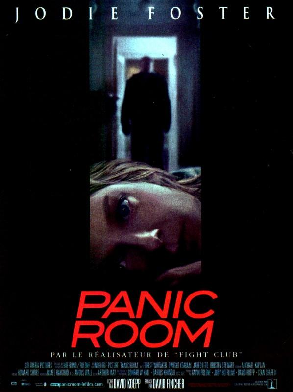PANIC ROOM (2002) | RueDuCine - photo#23