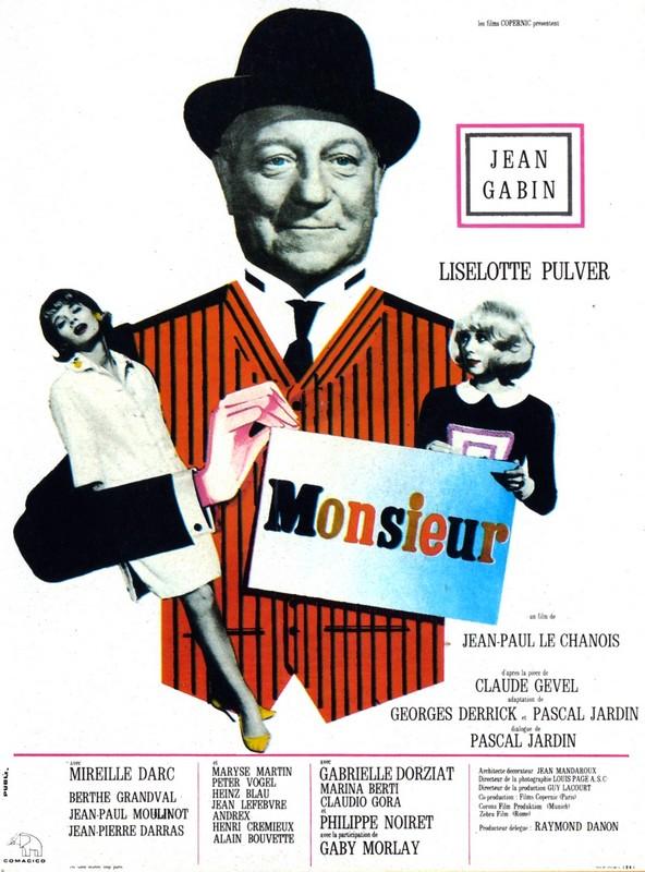 Monsieur  1964