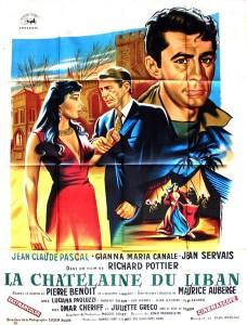 rueducine.com-omar-sharif-la chatelaine-du-liban