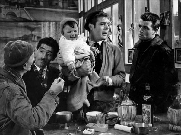 """Résultat de recherche d'images pour """"le pigeon film 1958"""""""